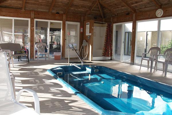White Tail Nudist pool