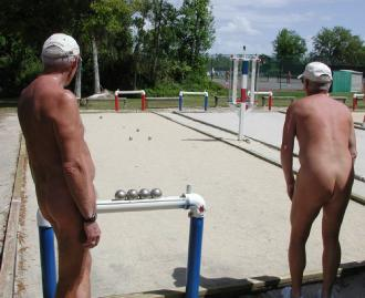 Nude Sport Courtesy of AANR