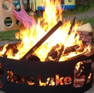 Bare Lake Campfire